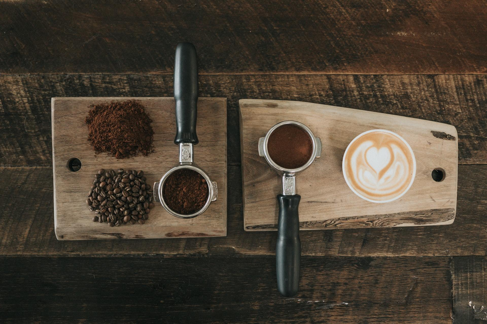 grind coffee without grinder