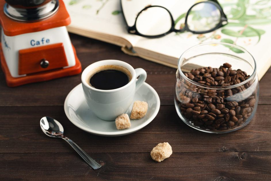 how to store coarse ground coffee