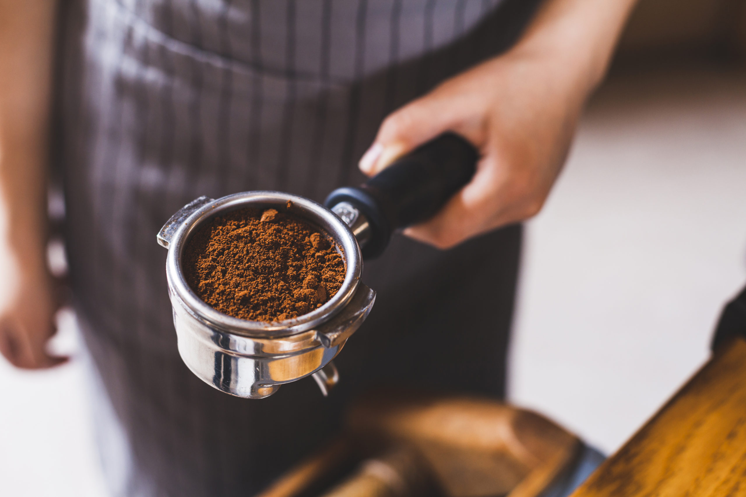 featured image coffee grind