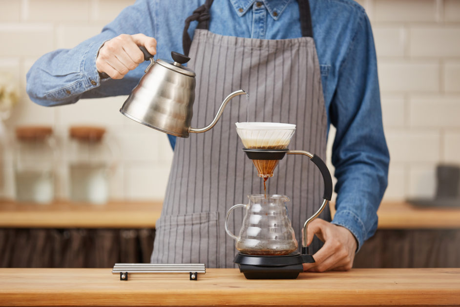 how much coffee goes in a percolator