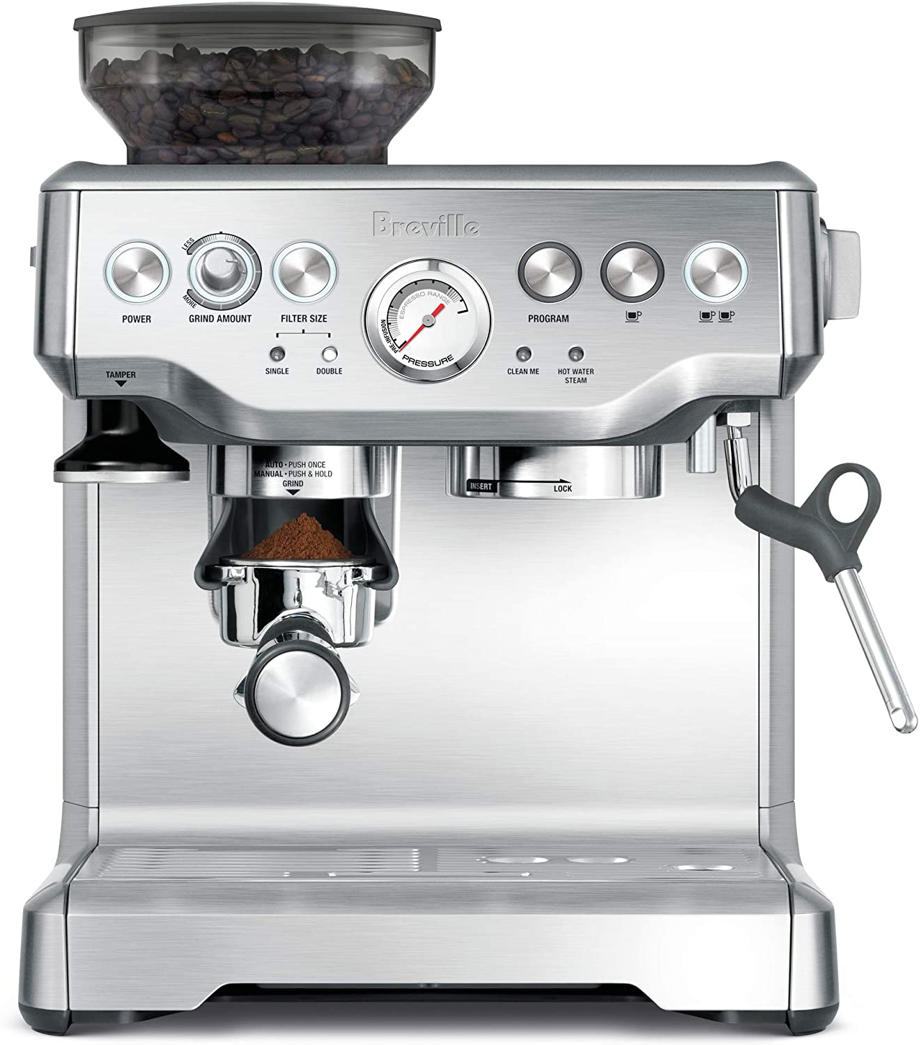 Barista Express Espresso Machine