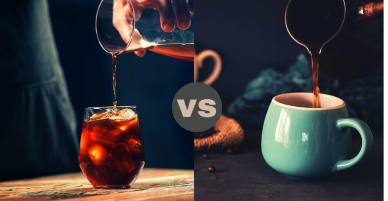 7 Differences You Should Know Between Cold Brew Vs. Hot Brew Coffee
