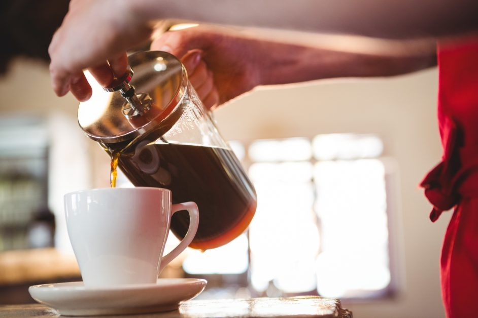 How-much-Coffee-in-a-French-Press.