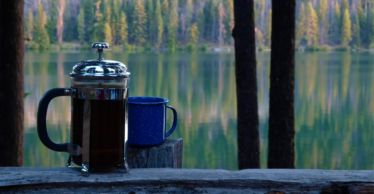 Best French press for camping feature