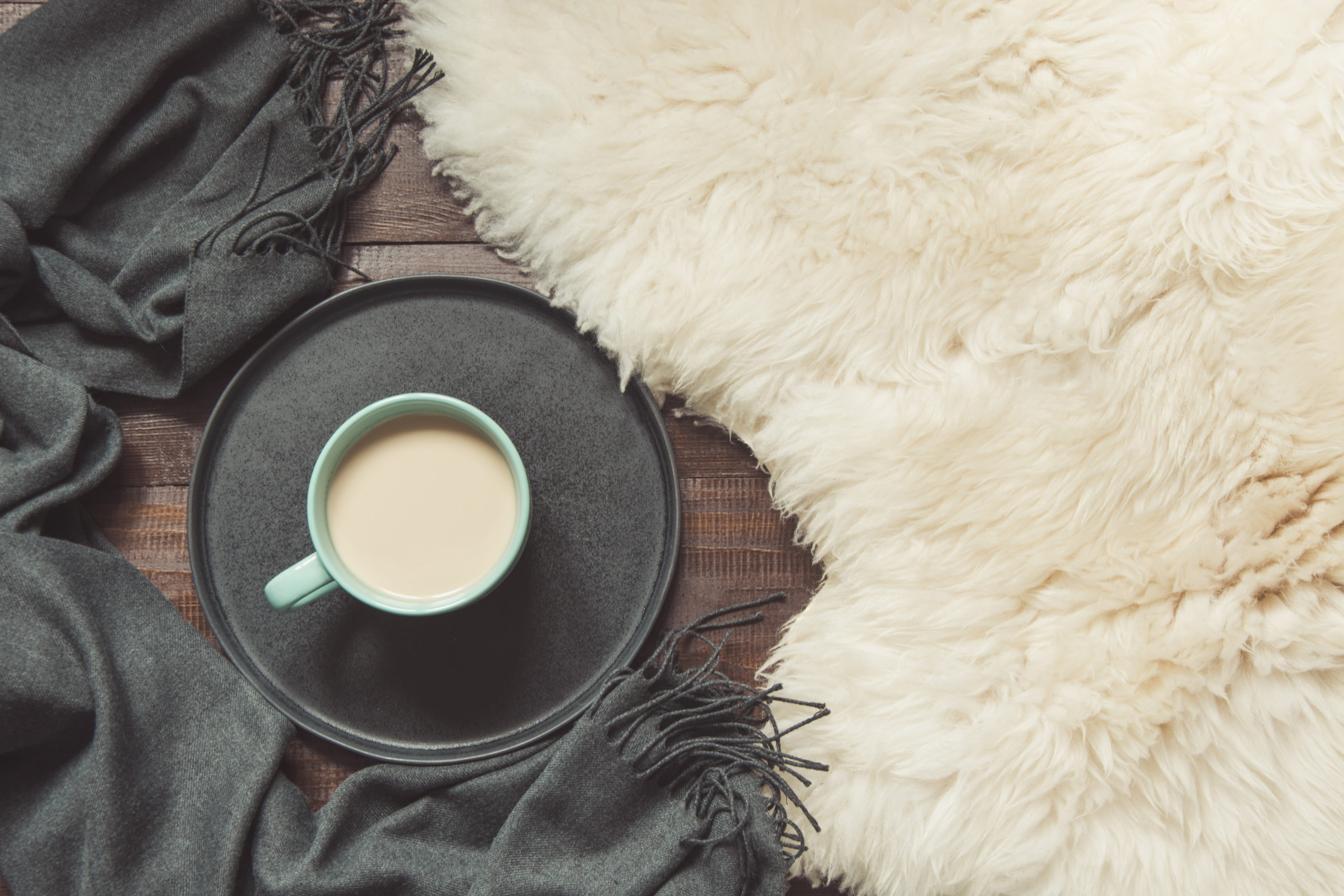 coffee-in-a-white-carpet