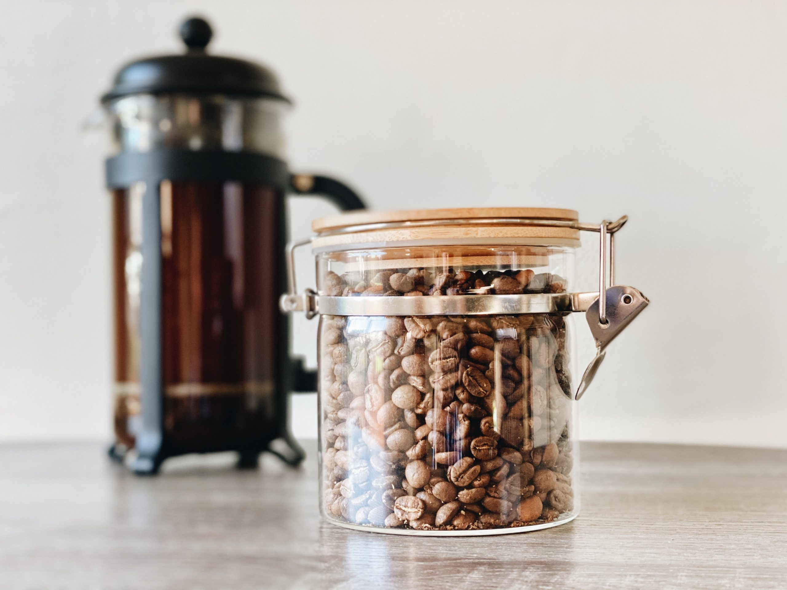 how to use french press