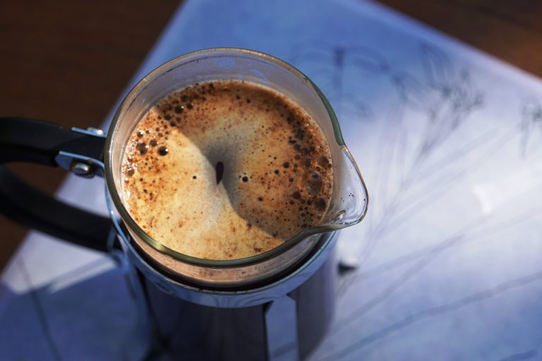 How to Make Strong Coffee in a French Press?