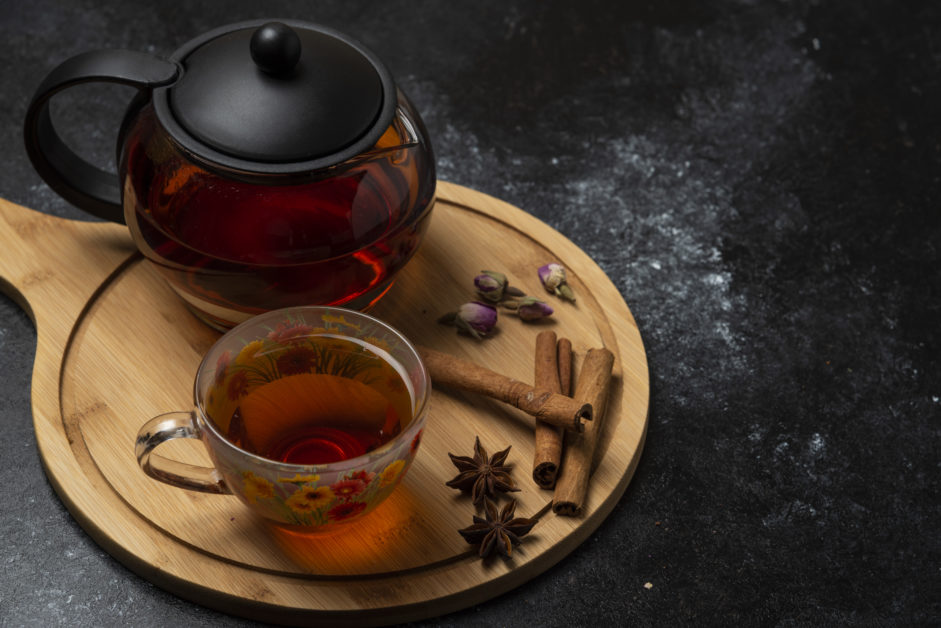how to make herbal tea at home feature image