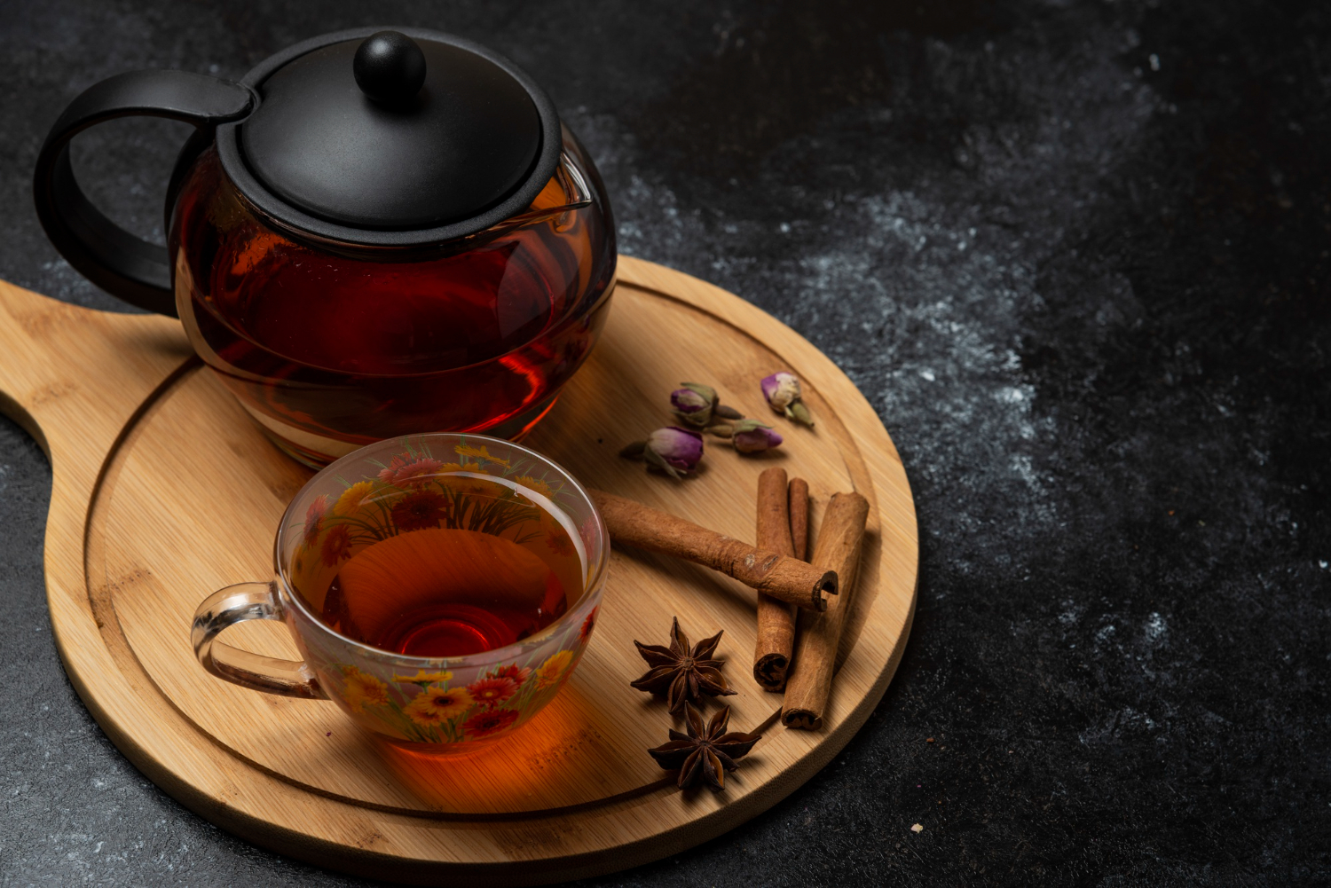 Different Types of Black Tea Featured Image