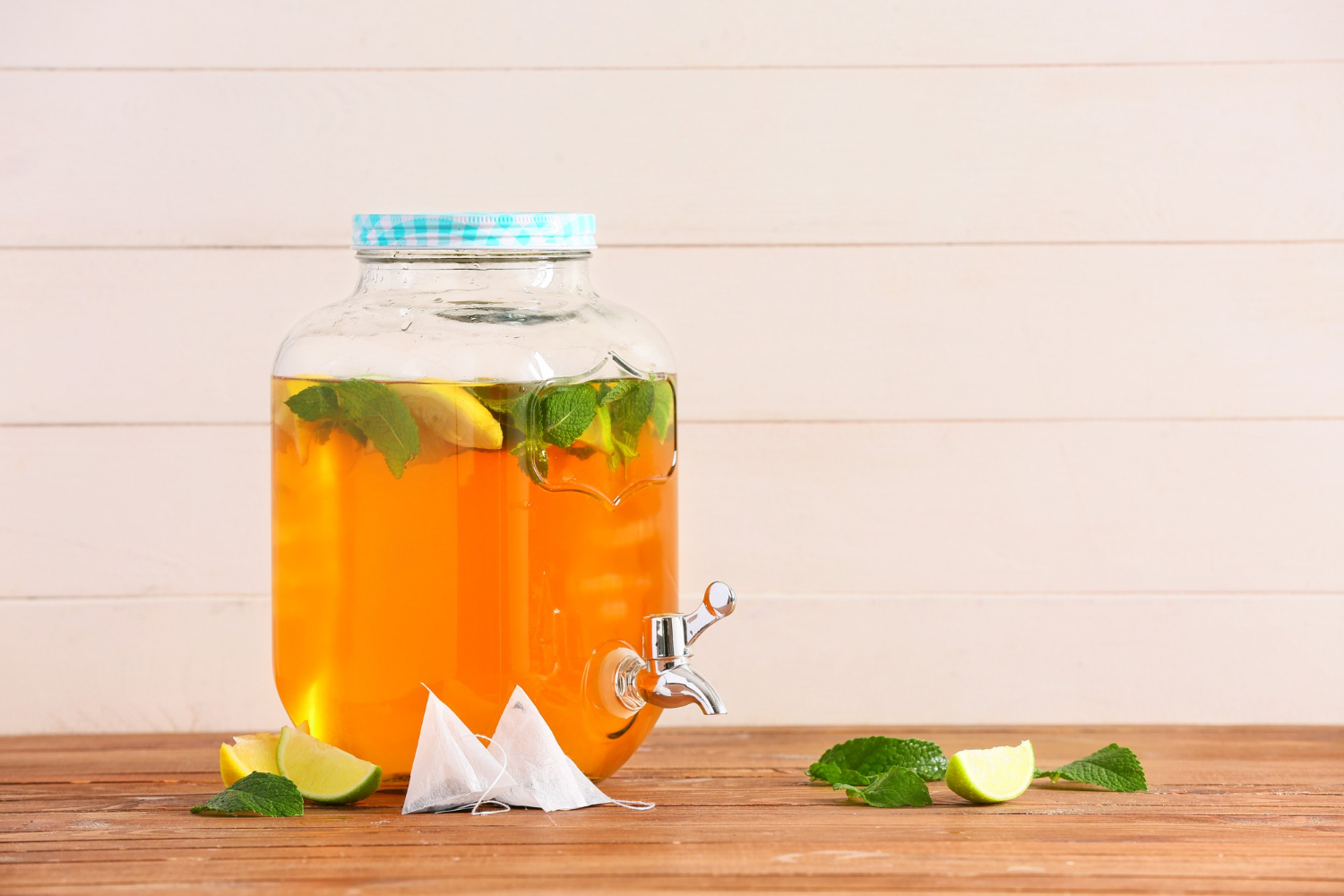 Perfect tips how to make iced tea with tea bags featured image