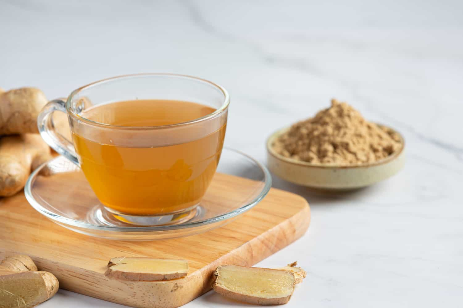 Is Ginger Tea Good for You Feature Image